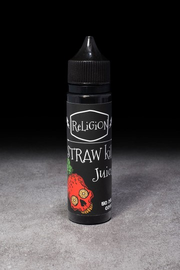 Straw Kill RELIGION JUICE ICI ET VAP