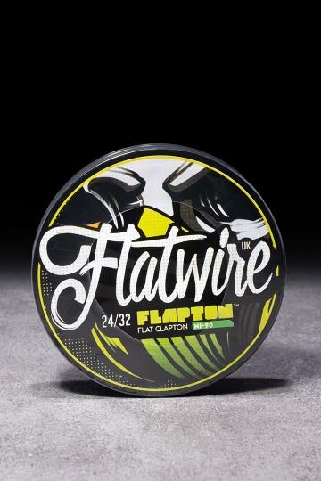 Flapton Ni90 FLATWIREUK ICI ET VAP