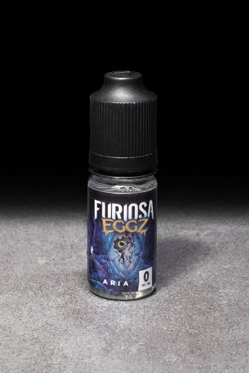 E-liquide Aria 10ml FURIOSA EGGZ - ICI ET VAP