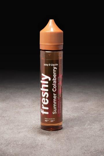 E-liquide Summer Colaberry 50ml Freshly BOBBLE - ICI ET VAP