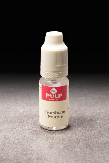 E-liquide Framboise Pourpre 10ml PULP - ICI ET VAP