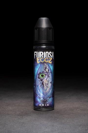 E-liquide Aria 50ml FURIOSA EGGZ - ICI ET VAP