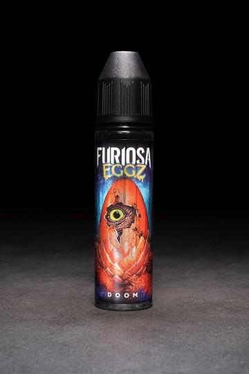 E-liquide Doom 50ml FURIOSA EGGZ - ICI ET VAP