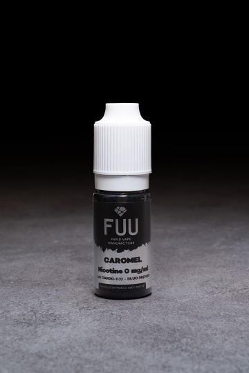E-liquide Caromel 10ml FUU - ICI ET VAP
