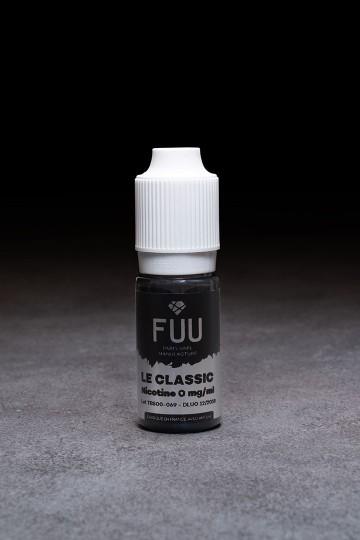 E-liquide Le Classic 10ml FUU - ICI ET VAP