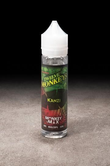 E-liquide Kanzi 50ml TWELVE MONKEYS - ICI ET VAP