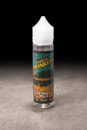 E-liquide Mangabeys 50ml TWELVE MONKEYS - ICI ET VAP