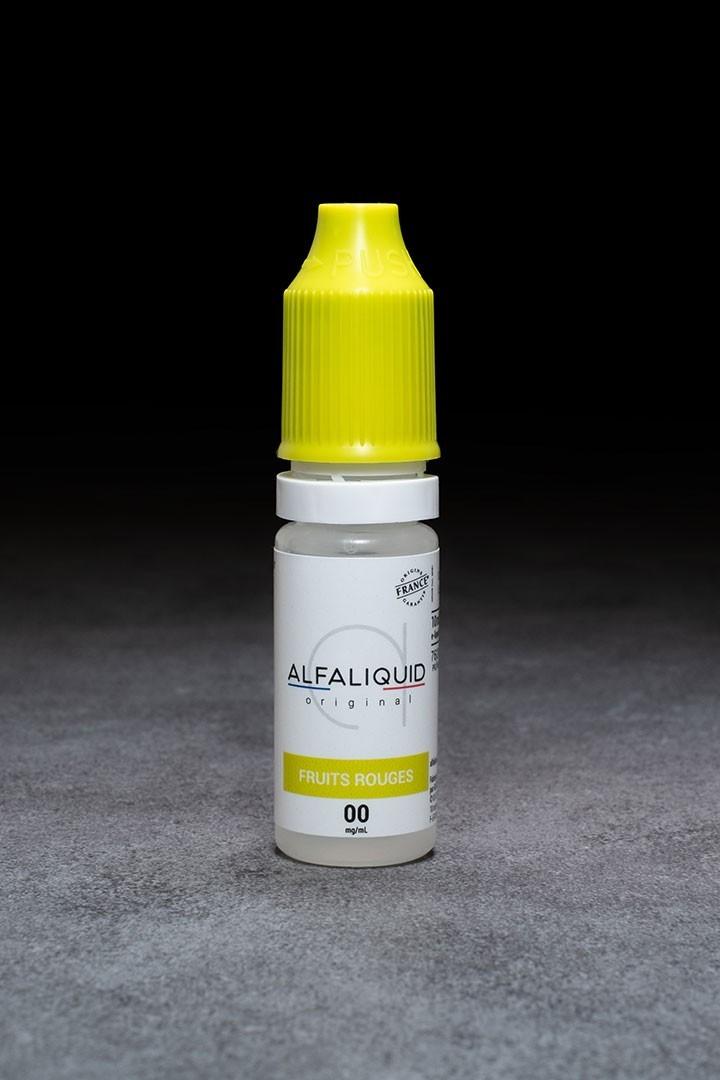 E-liquide Fruits Rouges ALFALIQUID - ICI ET VAP