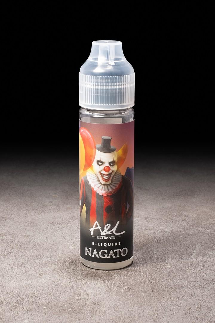 E-liquide Nagato 50ml ARÔMES ET LIQUIDES - ICI ET VAP
