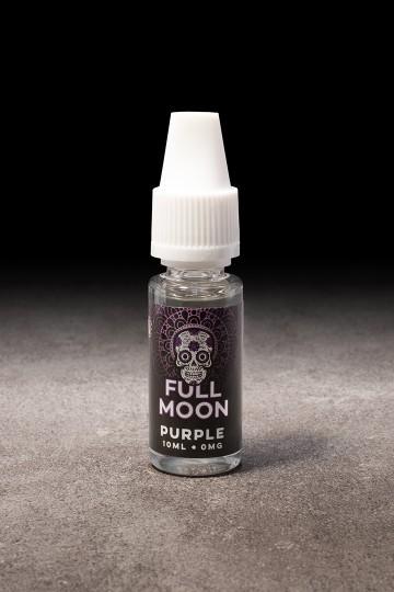 E-liquide Purple 10ml FULL MOON - ICI ET VAP