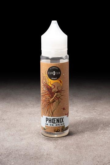 E-liquide Phoenix 50ml ASTRALE CURIEUX - ICI ET VAP