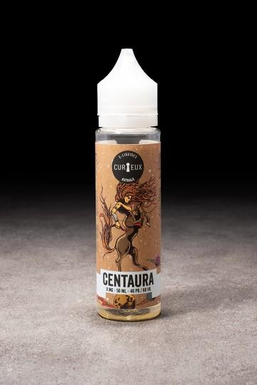 E-liquide Centaura 50ml ASTRALE CURIEUX - ICI ET VAP