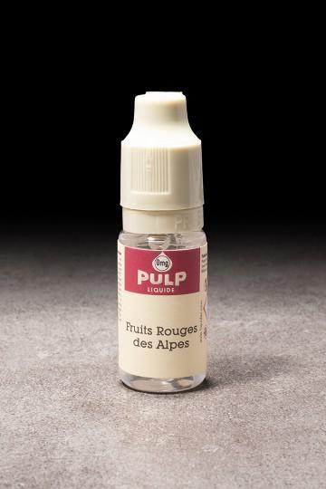 E-liquide Fruits Rouges des Alpes 10ml PULP - ICI ET VAP