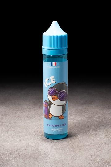 E-liquide Purple Ride 50ml ICE BOBBLE - ICI ET VAP