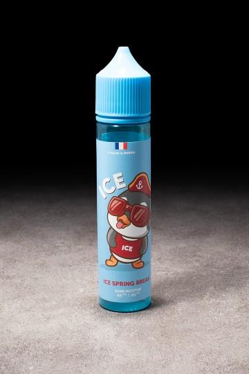 E-liquide Spring Break 50ml ICE BOBBLE - ICI ET VAP