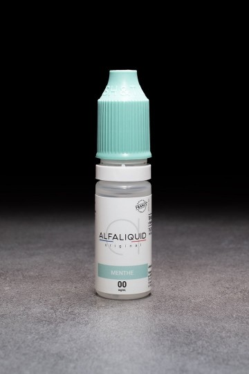 E-liquide Menthe ALFALIQUID - ICI ET VAP