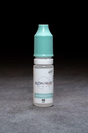 E-liquide Menthocalyptus ALFALIQUID - ICI ET VAP