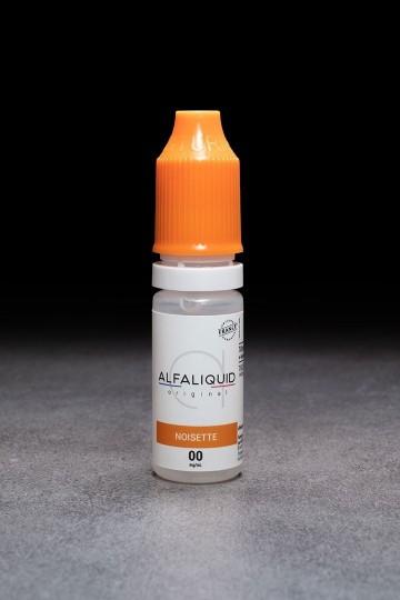 E-liquide Noisette ALFALIQUID - ICI ET VAP
