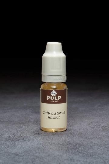 E-liquide Café du Saint Amour 10ml PULP - ICI ET VAP