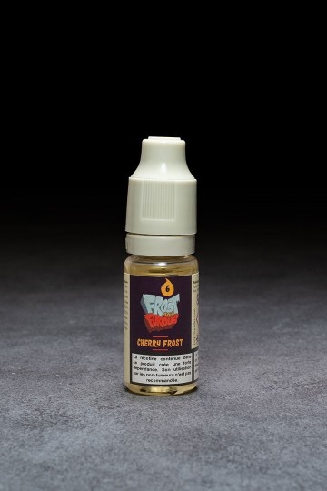 E-liquide Cherry Frost 10ml Frost and Furious PULP - ICI ET VAP