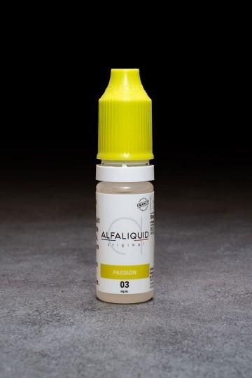 E-liquide Passion ALFALIQUID - ICI ET VAP