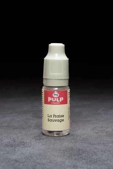 E-liquide Fraise Sauvage 10ml PULP - ICI ET VAP