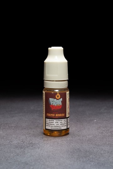 E-liquide Frozen Monkey 10ml Frost and Furious PULP - ICI ET VAP