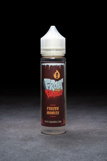 E-liquide Frozen Monkey 50ml PULP - ICI ET VAP