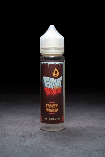 E-liquide Frozen Monkey 50ml Frost and Furious PULP - ICI ET VAP