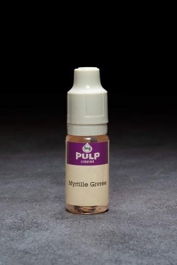 E-liquide Myrtille Givrée 10ml PULP - ICI ET VAP