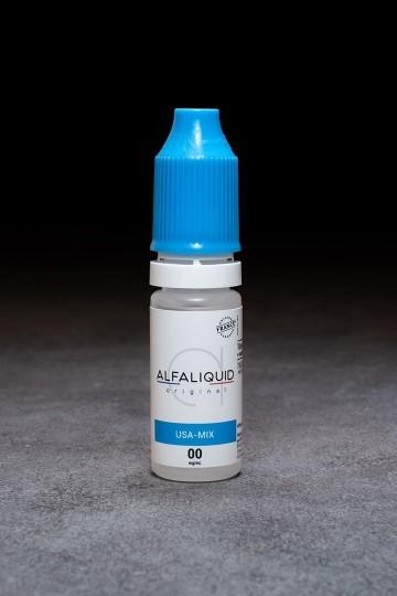 E-liquide Usa Mix ALFALIQUID - ICI ET VAP