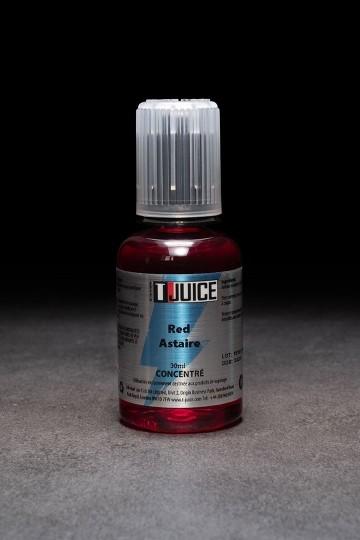 Arôme concentré Red Astaire 30ml T-JUICE - ICI ET VAP