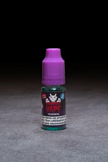 E-liquide Heisenberg 10ml VAMPIRE VAPE - ICI ET VAP