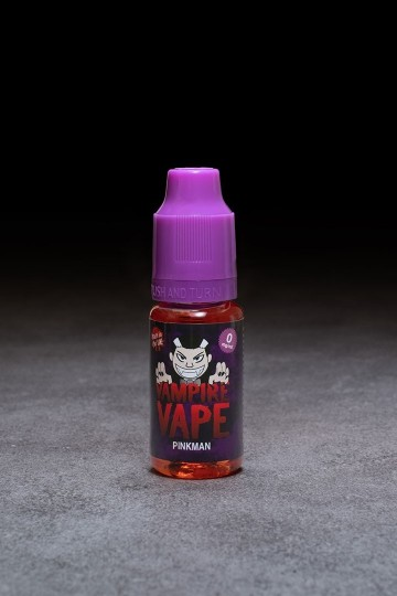 E-liquide Pinkman 10ml VAMPIRE VAPE - ICI ET VAP