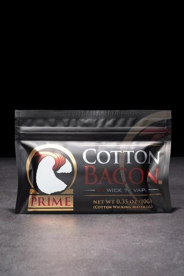 Cotton Bacon Prime WICK 'N' VAPE ICI ET VAP